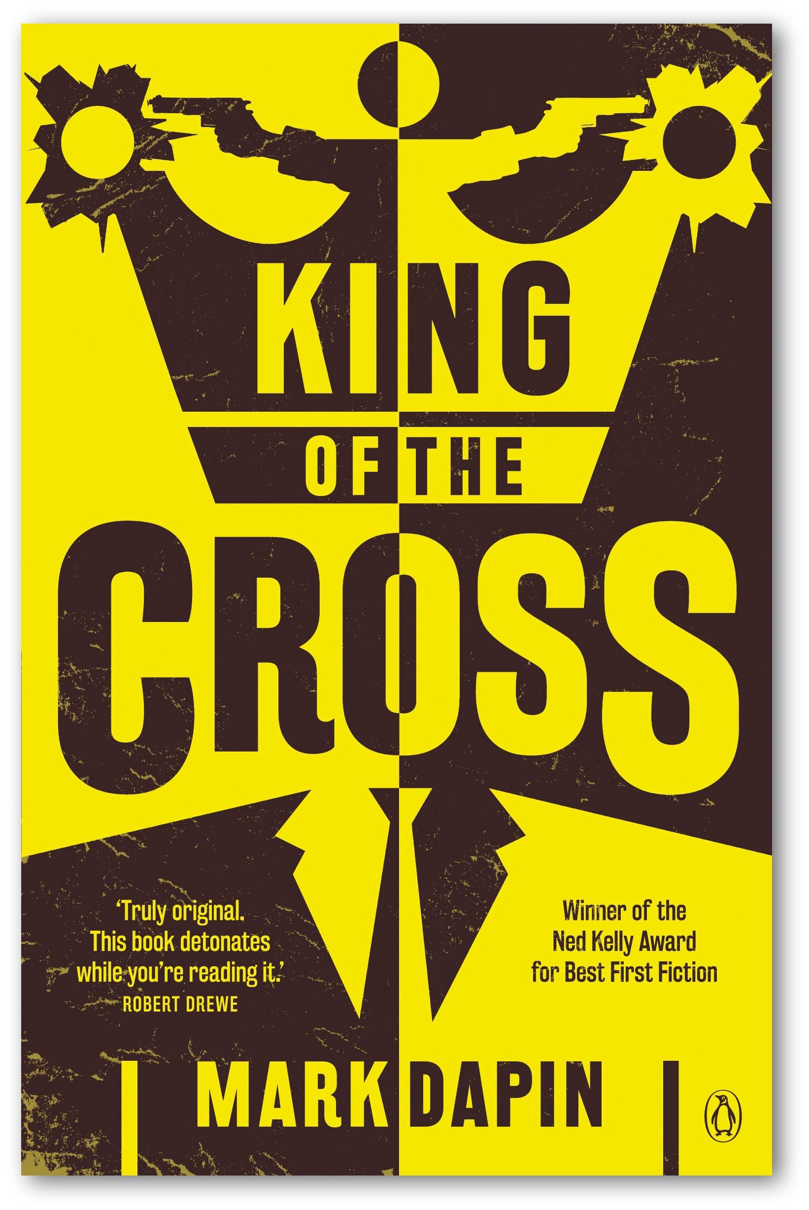 King of the Cross - Penguin drop shadow