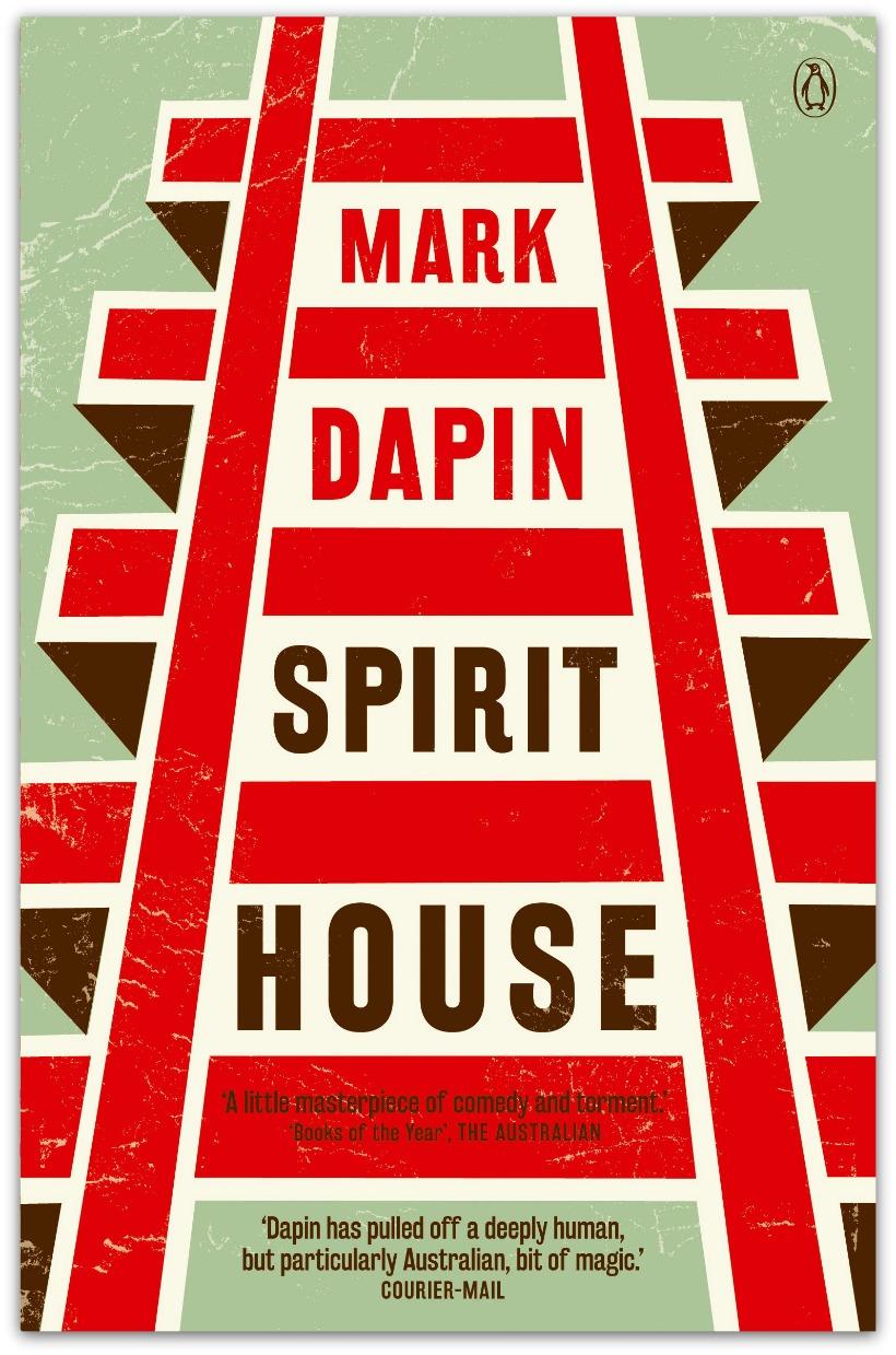 Spirit House - Penguin dropshadow